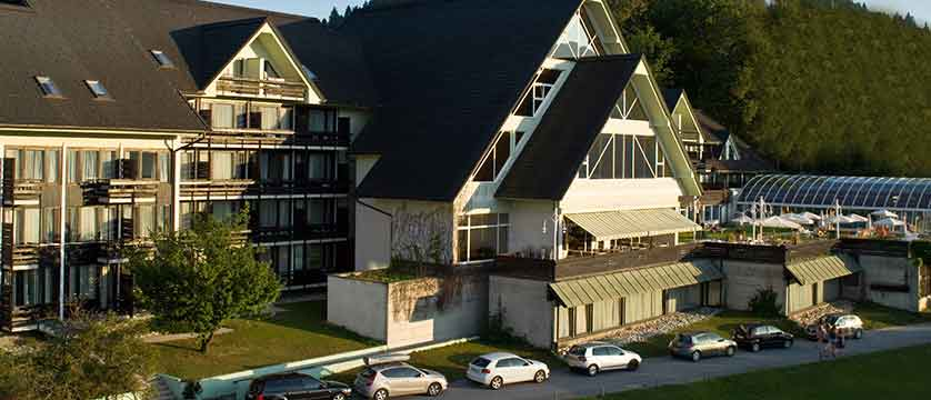 Hotel Kompas, Lake Bled, Slovenia - hotel exterior 2.jpg